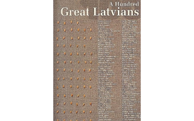 A Hundred Great Latvians