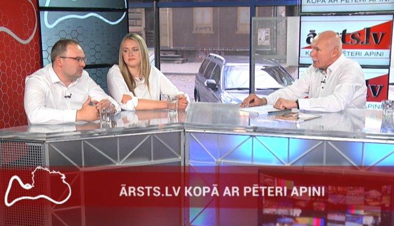 25.06.2018 Ārsts.lv kopā ar ārstu Pēteri Apini