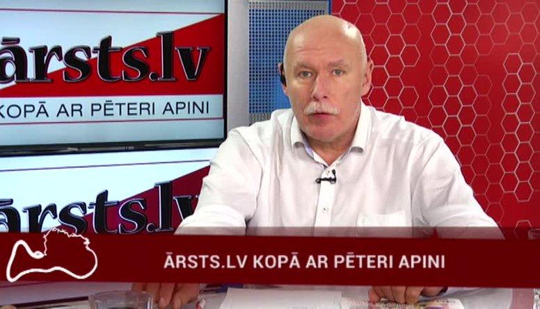 18.09.2017 Ārsts.lv kopā ar ārstu Pēteri Apini