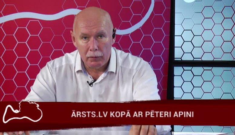 14.08.2017 Ārsts.lv kopā ar ārstu Pēteri Apini
