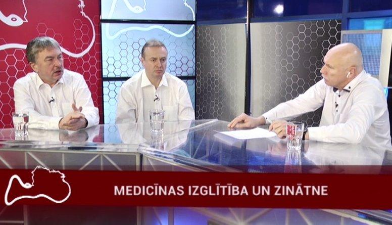27.02.2017 Ārsts.lv kopā ar ārstu Pēteri Apini