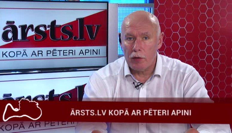 24.07.2017 Ārsts.lv kopā ar ārstu Pēteri Apini