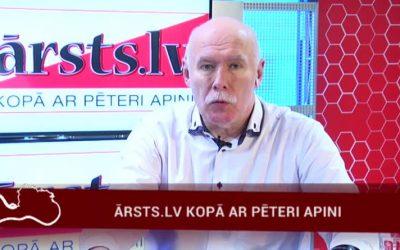 13.10.2017 Ārsts.lv kopā ar ārstu Pēteri Apini