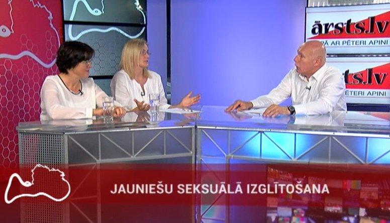 24.09.2018 Ārsts.lv kopā ar ārstu Pēteri Apini