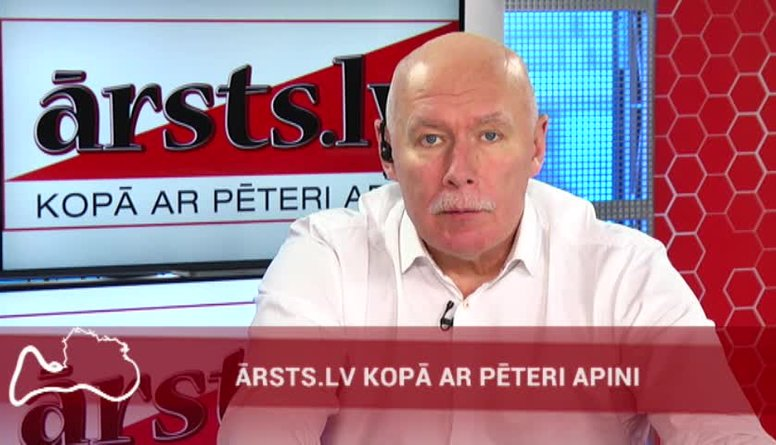 06.11.2017 Ārsts.lv kopā ar ārstu Pēteri Apini