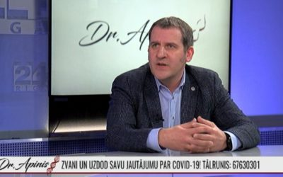 27.03.2020 Dr. Apinis. Jautā ārstam!