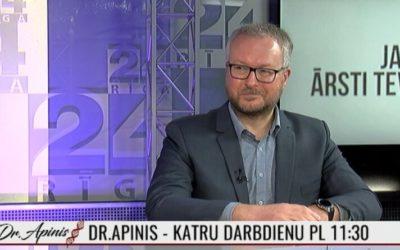14.04.2020 Dr. Apinis. Jautā ārstam!
