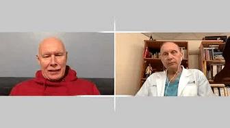 Conversation with professor Leonid Eidelman