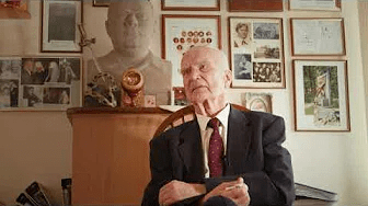 ПЕТЕРИС АПИНИС: Беседа с выдающимся профессором ВИКТОРОМ КАЛНБЕРЗСОМ