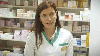 Pēteris Apinis: saruna ar farmaceiti, Aptieku biedrības vadītāju Agnesi Riteni