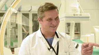 Pēteris Apinis: saruna ar Invazīvo radiologu, profesoru Kārli Kupču