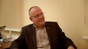 Pētera Apiņa saruna ar Siguldas slimnīcas vadītāju Valdi Siļķi