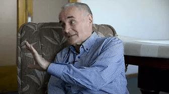 Pētera Apiņa saruna ar Latvijas Sarkanā krusta prezidentu Viktoru Jaksonu