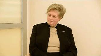 Pētera Apiņa saruna ar Cēsu klīnikas valdes priekšsēdētāju, internisti Ingūnu Liepu